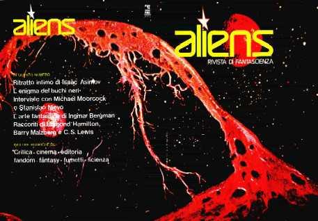 Aliens. Rivista di F...