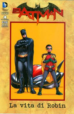 La vita di Robin n. 4 (di 4)