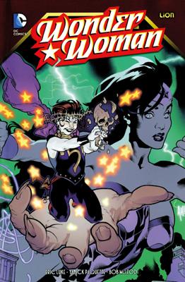 Wonder Woman di Yanick Paquette n. 3