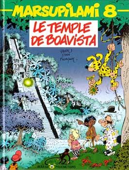 Le Temple de Boavist...