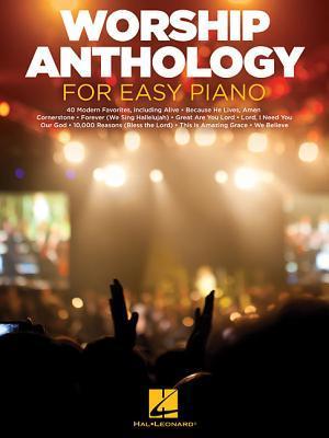 Worship Anthology for Easy Piano