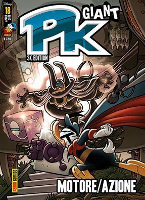 Pk Giant #18