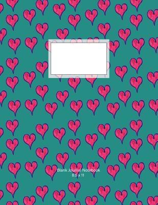 Blank Journal Notebook