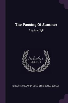 The Passing of Summer