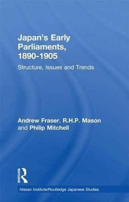 Japan's Early Parliaments, 1890-1905