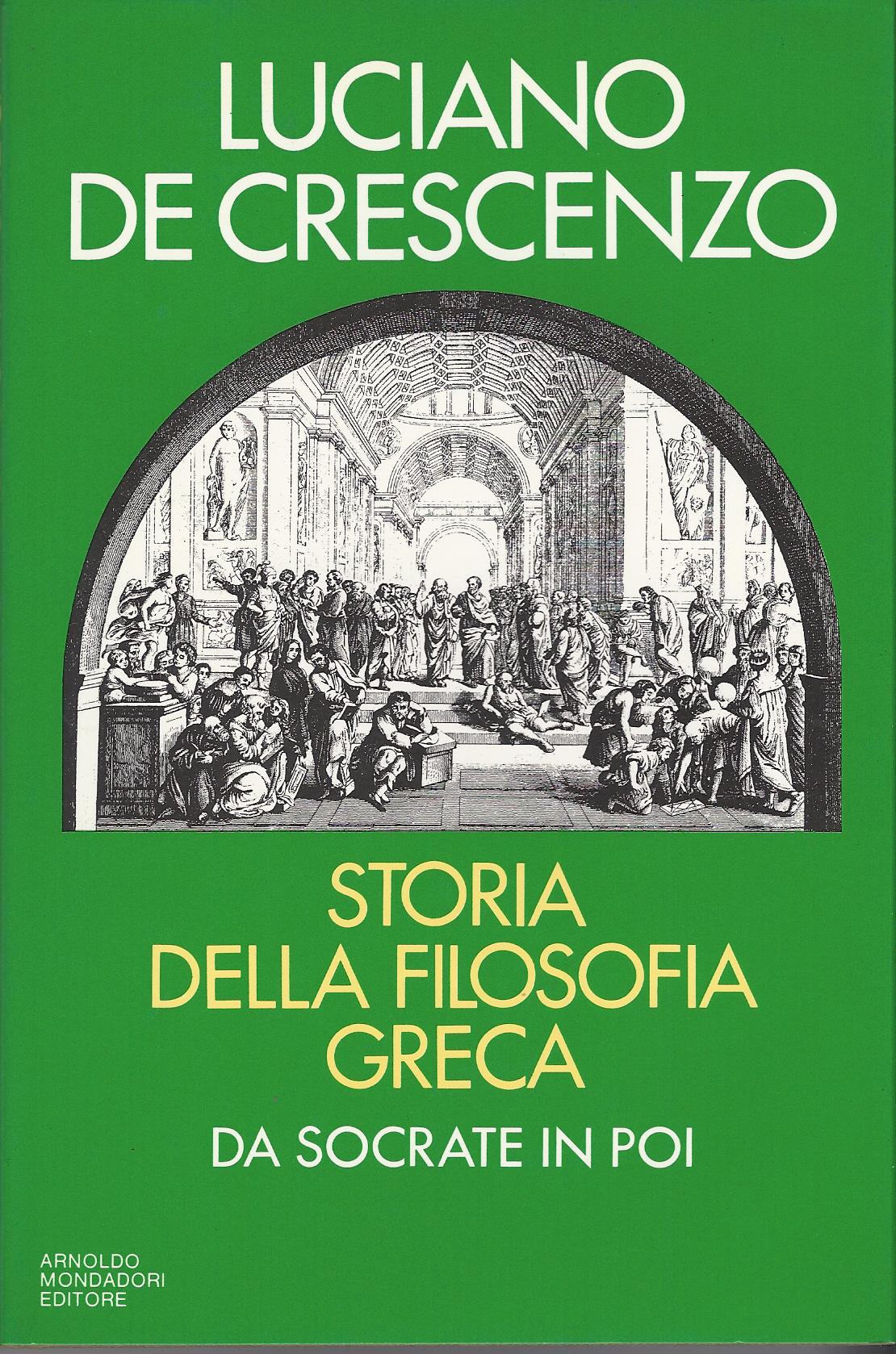 Storia della filosofia greca vol.2