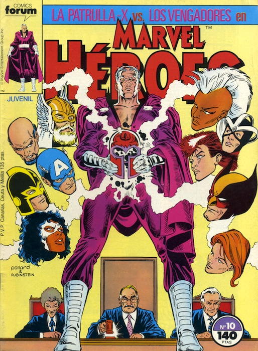Marvel Héroes #10 (...