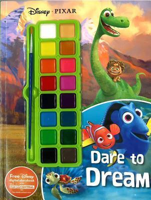 Disney Pixar Dare to Dream