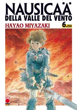 Nausicaä della Valle del Vento vol. 6
