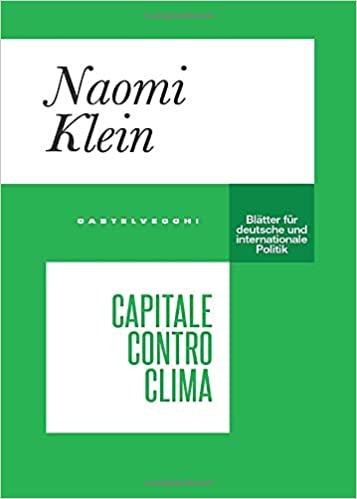 Capitale contro clim...