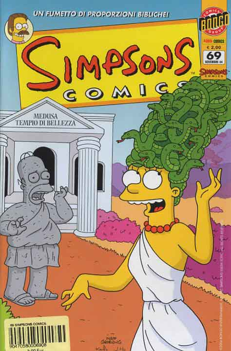 Simpsons Comics n. 6...