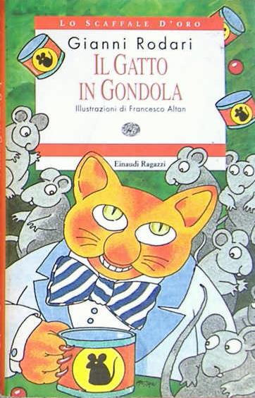 Il gatto in gondola