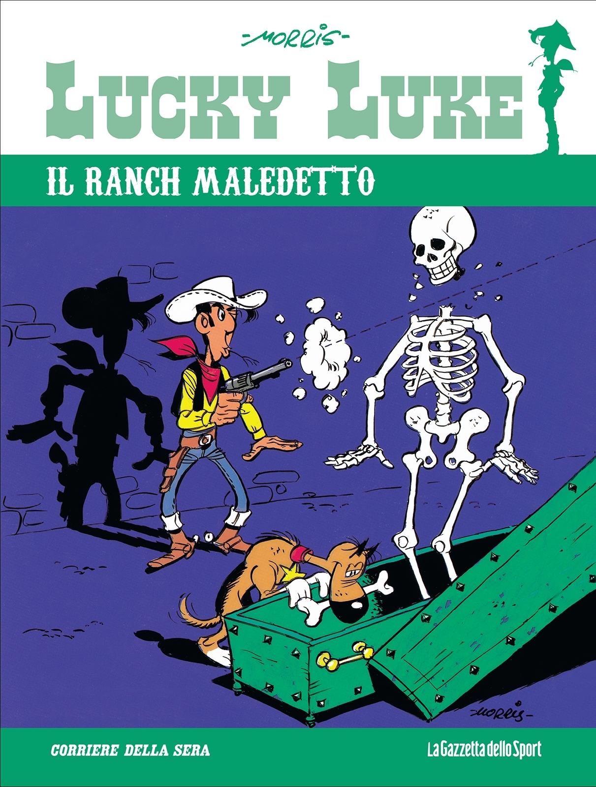 Lucky Luke Gold Edition n. 45