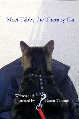 Meet Tabby the Therapy Cat