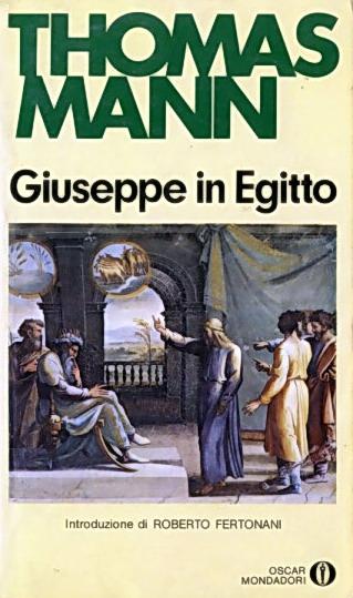 Giuseppe in Egitto