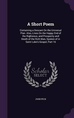 A Short Poem