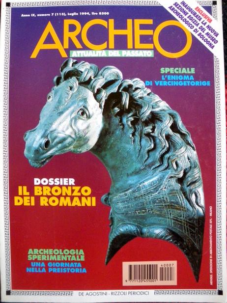 Archeo attualità del passato n. 113
