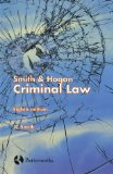 Smith and Hogan. Criminal law