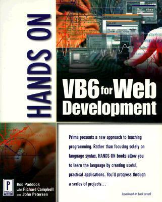 Hands on Vb6 for Web Development