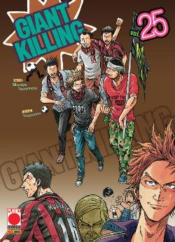 Giant Killing vol. 25