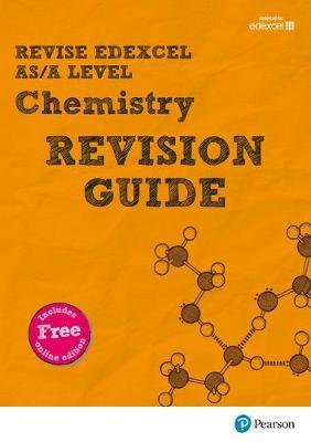 REVISE Edexcel AS/A Level Chemistry Revision Guide (with online edition)