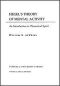 Hegel's theory of mental activity