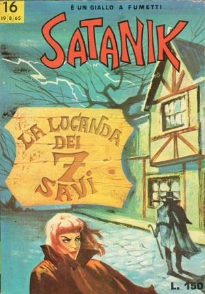 Satanik n. 16