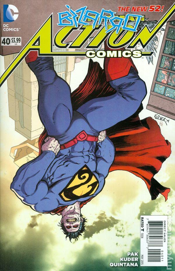 Action Comics Vol.2 #40