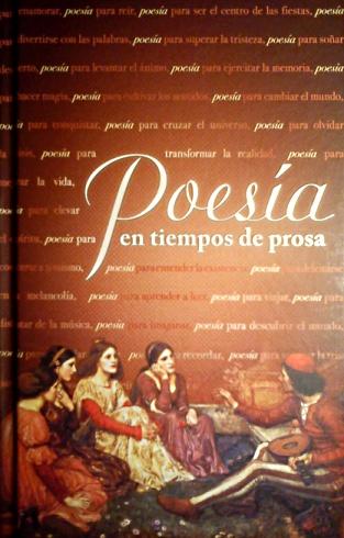 Poesía en tiempos de prosa