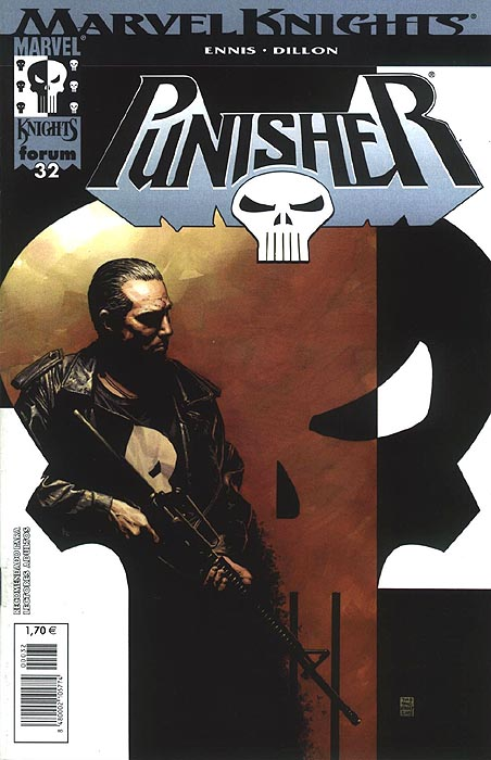 Marvel Knights: Punisher Vol.2 #32