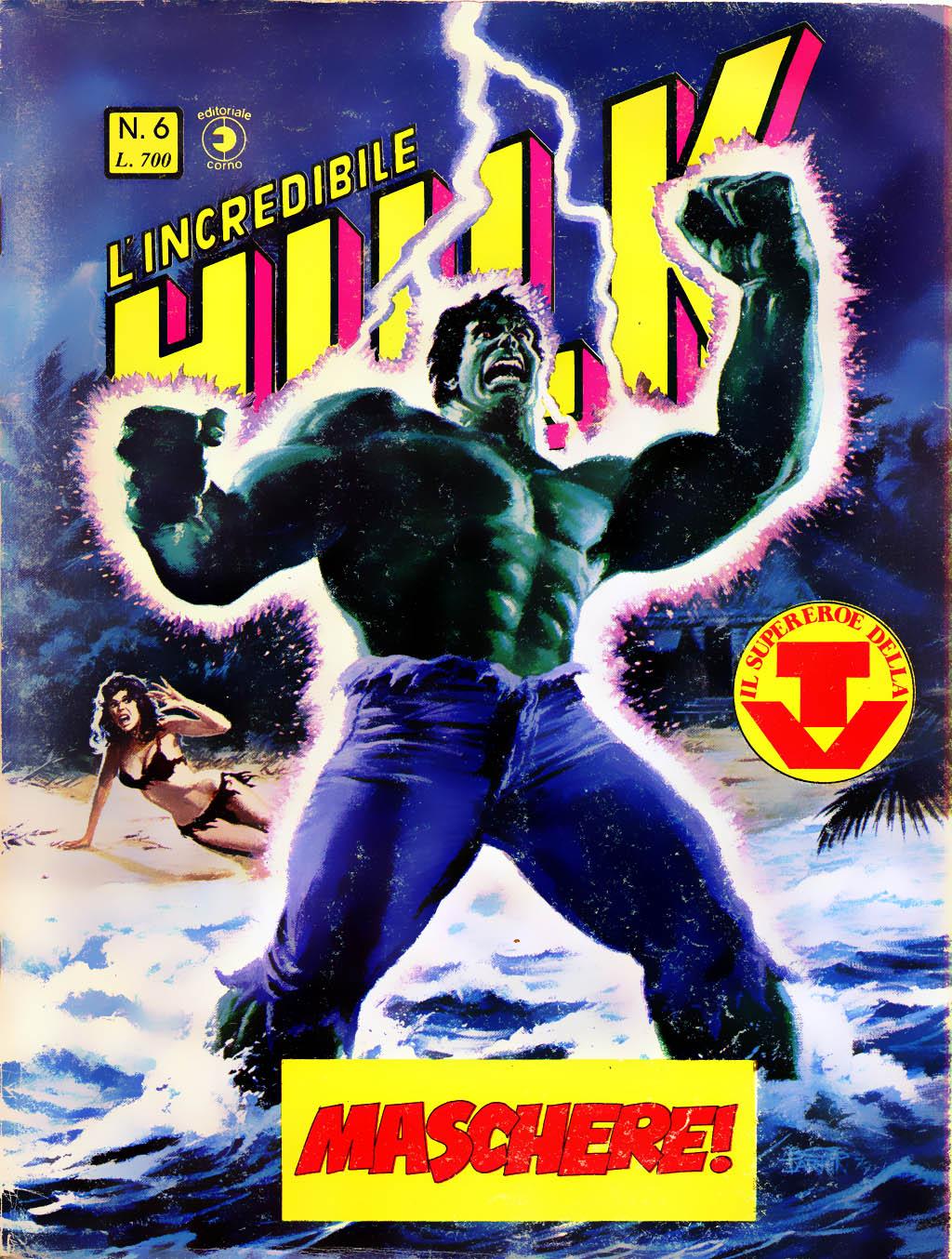 L'incredibile Hulk n...