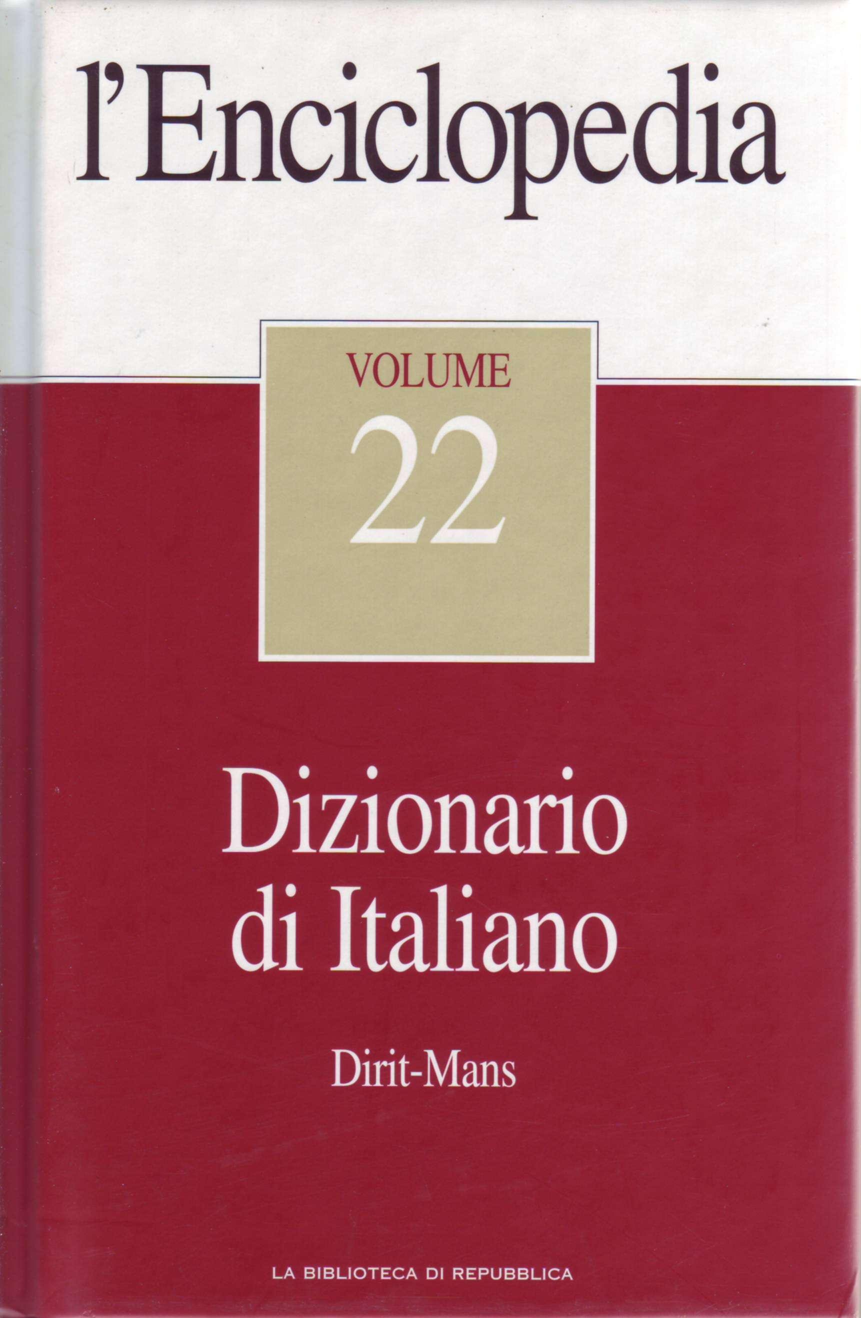 L'Enciclopedia - Vol. 22 - Dizionario di Italiano 2