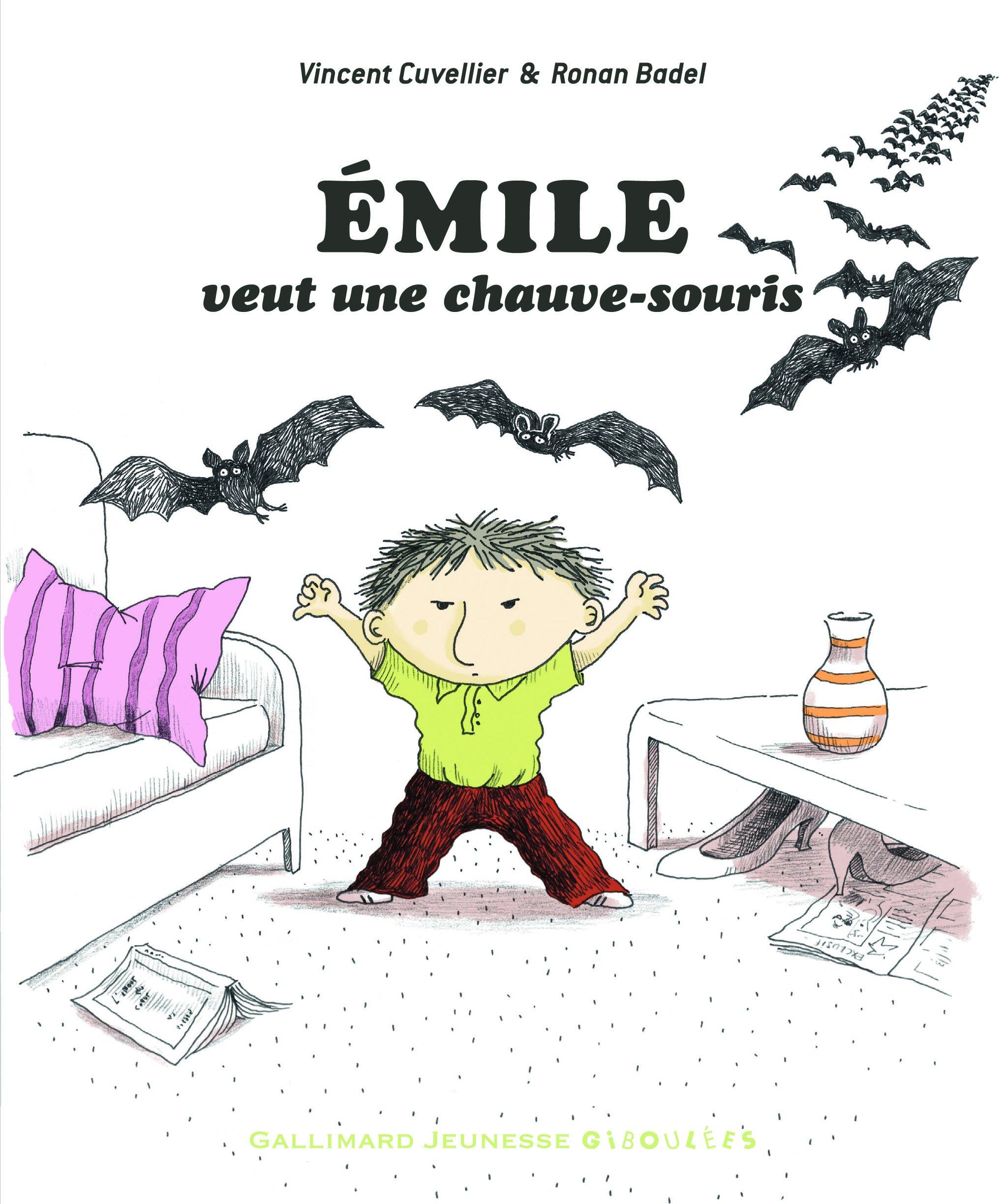 Émile veut une chau...
