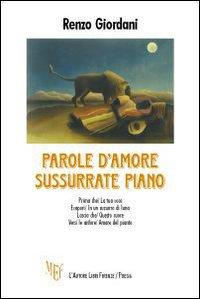 Parole d'amore sussurate piano