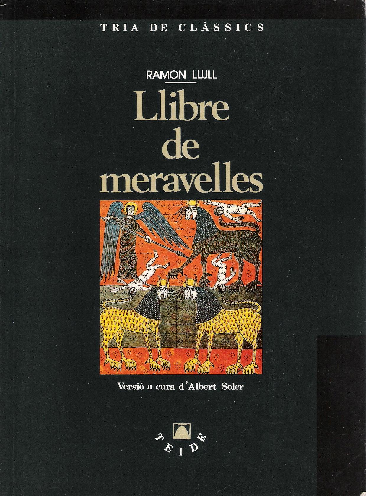 Llibre de les marave...