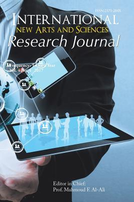 International New Arts and Sciences Research Journal 4