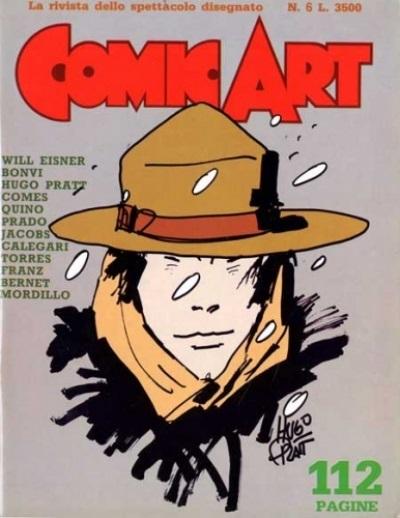 Comic Art n. 6