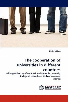 The cooperation of universities in different countries