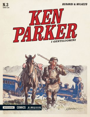 Ken Parker Classic n. 3