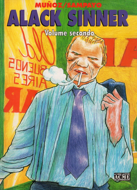 Alack Sinner. Volume secondo