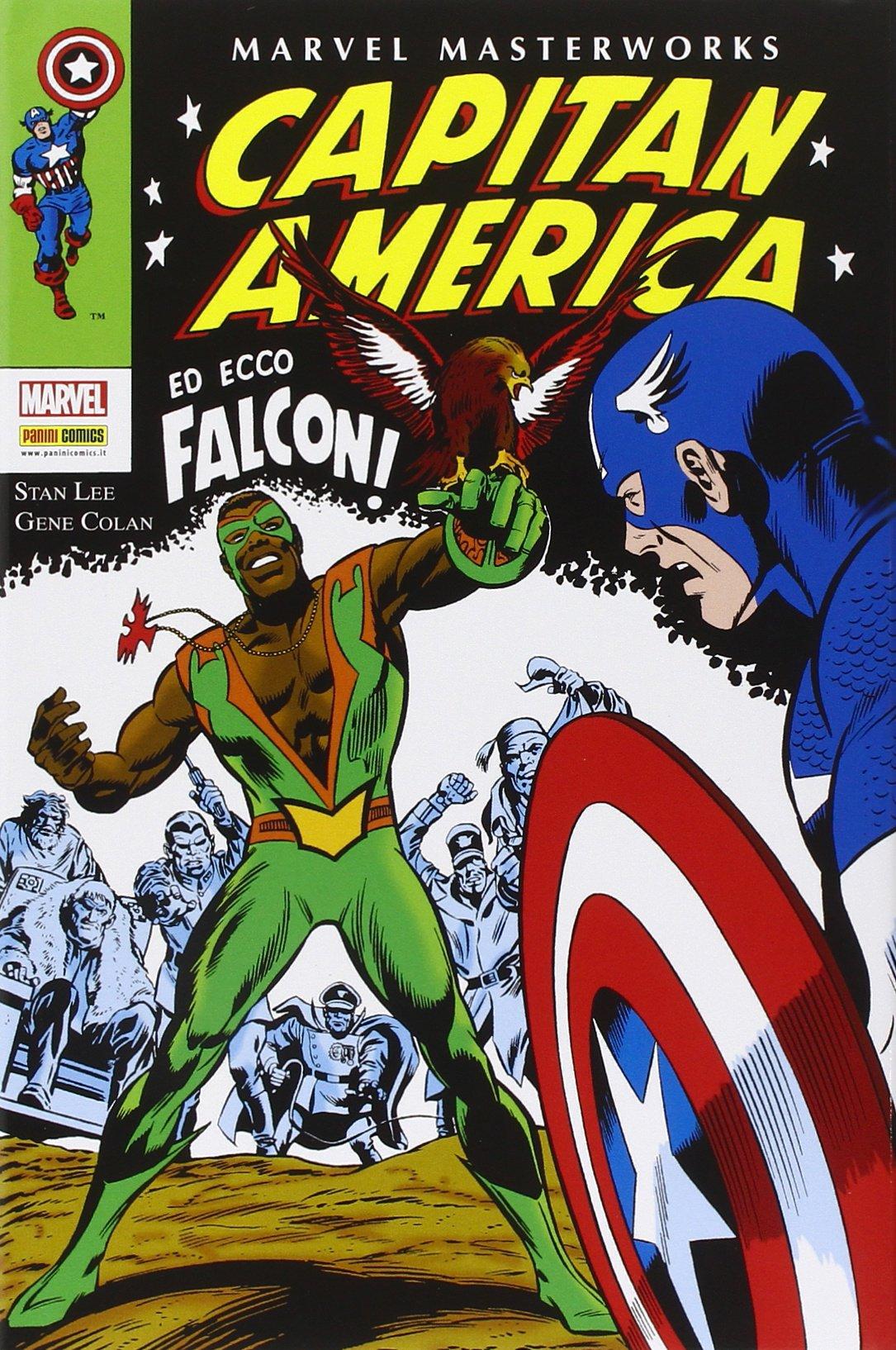 Marvel Masterworks: Capitan America vol. 4