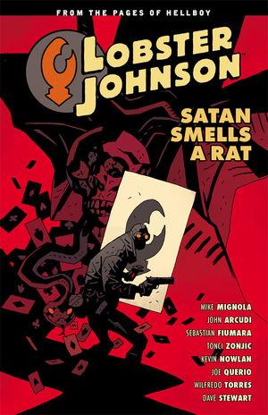 Lobster Johnson, Vol. 3