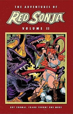 The Adventures of Red Sonja 2