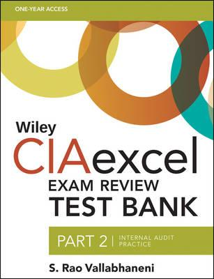 Wiley Ciaexcel Exam Review Test Bank 2015