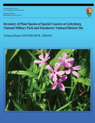 Inventory of Plant Species of Special Concern at Gettysburg National Military Park and Eisenhower National Historic Site