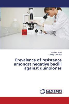 Prevalence of resistance amongst negative bacilli against quinolones