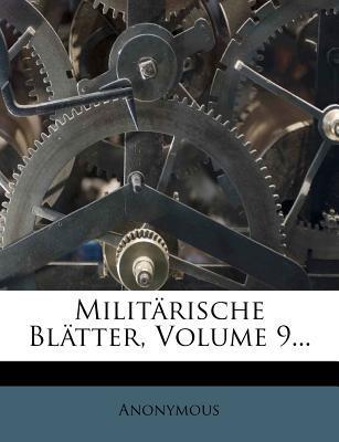Militärische Blätter, No. 26, IV. Jahrgang