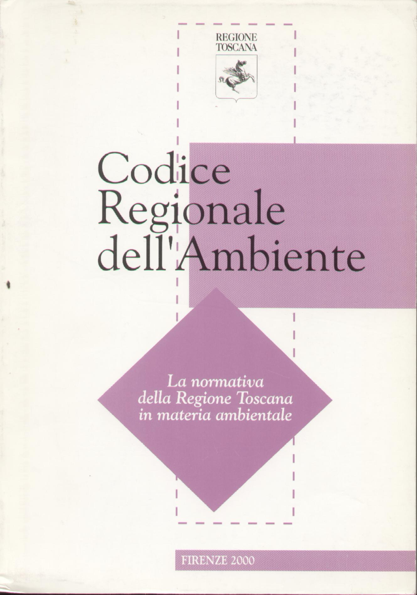 Codice Regionale dell'Ambiente
