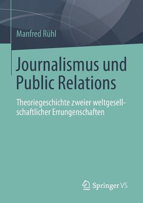 Journalismus Und Public Relations