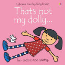 Thats Not My Dolly Board Book